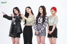 Aespa Weekly Idol 21.05.26 14