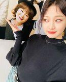 Ningning MBCradio Instagram 20.12.7