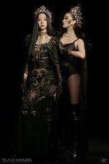 Karina Black Mamba Concept Photo 7
