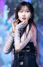Giselle Inkigayo 21.05.30 9