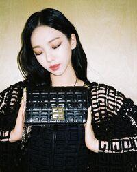 Karina X Givenchy 6