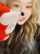 Winter Sohu Weibo 20.11.30 3