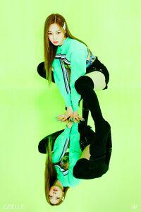 Giselle Black Mamba Concept Photo 4