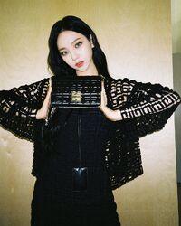 Karina X Givenchy 5