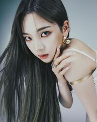 Karina Dazed Korea March 2021 2