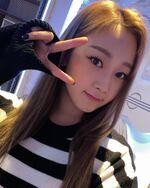 Giselle MBCradio Instagram 20.12.7 2