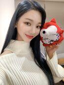 Karina Sohu Weibo 20.11.30 4