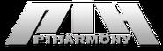 P1Harmony Wiki Wordmark