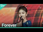 -세로 직캠- 에스파(aespa) - Forever(약속) 닝닝 FOCUS - KOREA-UAE K-POP FESTIVAL
