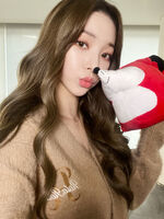 Karina Sohu Korea Twitter 21.02.25