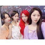 Aespa volumeup891 Instagram 21.05.18 4