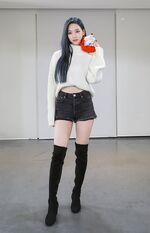 Karina Sohu Weibo 20.11.30 2