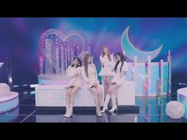 Aespa 에스파 'Forever (약속)' The Performance Stage (Glitter Snowball Ver