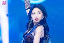 Ningning Inkigayo 20.11.29