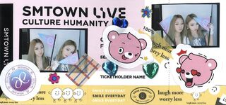 SMTOWN LIVE Culture Humanity Giselle Winter Teaser 1