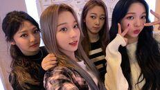 Aespa MBCradio Instagram 20.12.7