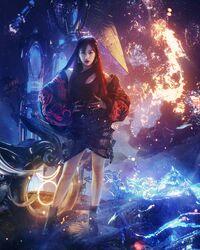 Giselle Next Level Concept Photo 1