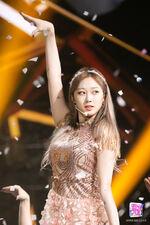 Giselle Inkigayo 20.12.13