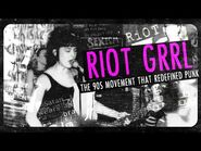 Riot Grrrl- The '90s Movement that Redefined Punk