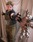 Steampunk Mechanic by aternox