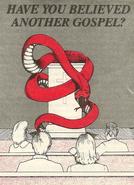 Red serpent blasphemy