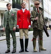 Sloane ranger men