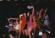 Bodikon dancers in Juliana's