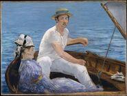 Manet-boating-1874
