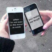 Tumblr phone screens