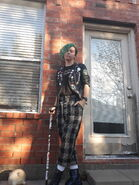 Crip punk