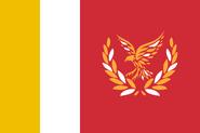 Pan - latinism flag