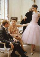 Dior tutu dress