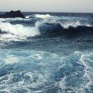 Seacore ocean waves