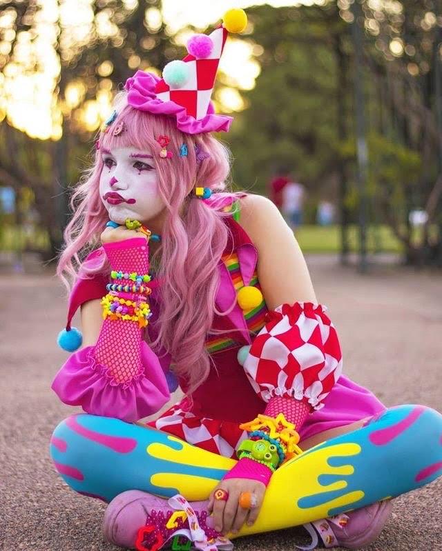 Clowncore