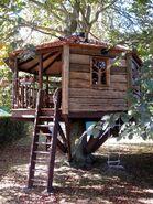 Treehouses - High Life Treehouses