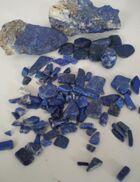 Rough Lapis Lazuli