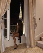 Boujee-paris-window-heels-dress