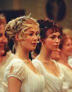 Lydia & Elizabeth Bennet (Pride & Prejudice 2005)