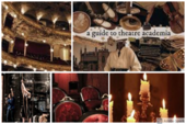 Theatre academiamoodboard