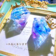 Pastel Celestial Fantasy Gemstones Crowns