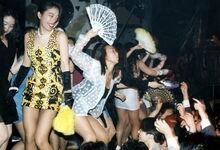 Bodikon disco queen subculture