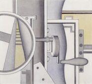 Leger-mechanical elements