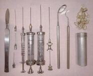 Traumacore needles