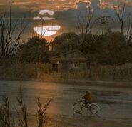 Bike sun