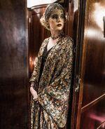 Vintage mystery woman