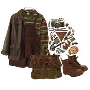 Sweater bag boots