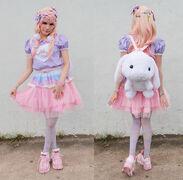 Fairy kei girl 2