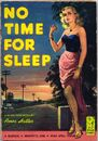 """""""No time for sleep"""" cover art"""