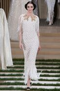 Chanel Haute Couture Dress