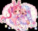 (+Video) Commission - Sweet Exchange by Hyanna-Natsu on DeviantArt